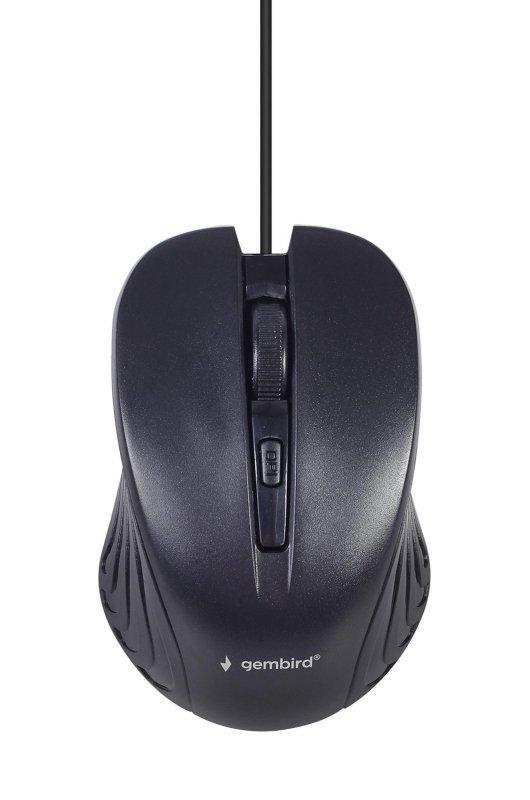 Zestaw klawiatura i mysz USB Gembird KBS-UM-04
