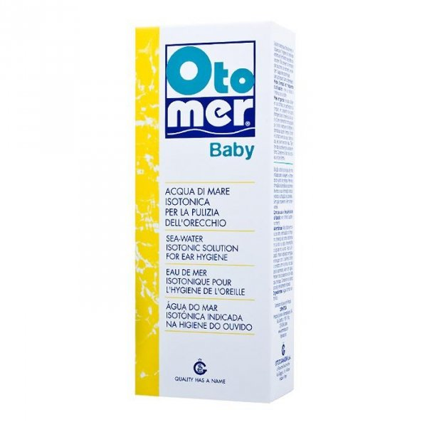 Spray do higieny uszu, Otomer Baby 20 ml