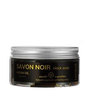 SAVON NOIR argan gold 100g