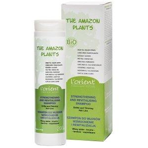 AMAZON PLANTS SZAMPON wzmacniający cebulki włosowe