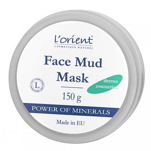 POWER OF MINERALS maska błotna do twarzy
