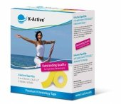 K-Active Tape Elite kolor żółty 5cm/5m