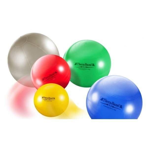 Piłka gimnastyczna ABS TB 75 cm niebieska