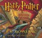 CD MP3 Harry Potter i komnata tajemnic Tom 2