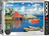 Puzzle 1000 Peggy's Cove Nowa Szkocja 6000-5438