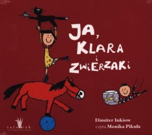 CD MP3 Ja klara i zwierzaki