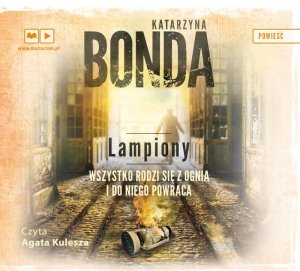CD MP3 Lampiony cztery żywioły saszy załuskiej Tom 3