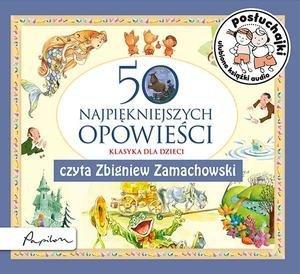 CD MP3 50 najpiękniejszych opowieści klasyka dla dzieci posłuchajki