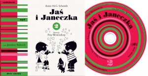 CD MP3 Jaś i janeczka Tom 2