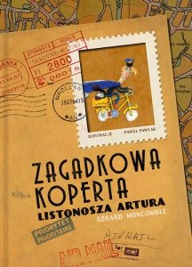 Zagadkowa koperta listonosza Artura wyd. 2