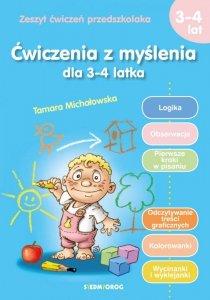 Ćwiczenia z myślenia dla 3-4 latka