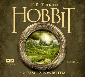 CD MP3 Hobbit czyli tam i z powrotem