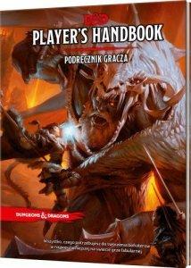 Dungeons and dragons player's handbook (podręcznik gracza)