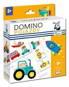 Domino pojazdy Kapitan Nauka