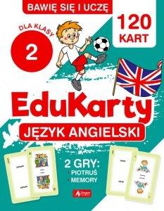 Język angielski dla klasy 2. EduKarty