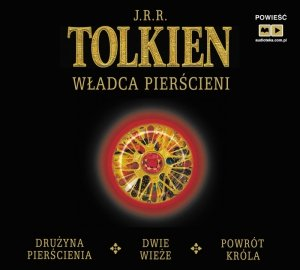 CD MP3 Władca Pierścieni