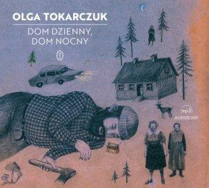 CD MP3 Dom dzienny, dom nocny wyd. 2021