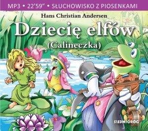 CD MP3 Dziecię elfów. Słuchowisko z piosenkami