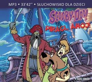 CD MP3 Scooby-Doo! piraci, ahoj! Słuchowisko z piosenkami