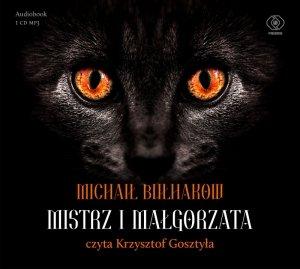 CD MP3 Mistrz i Małgorzata