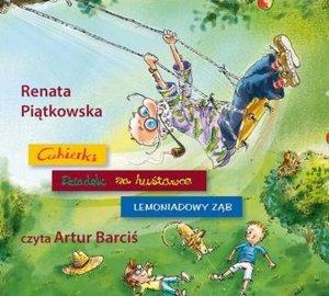 CD MP3 Pakiet Renata Piątkowska / Lemoniadowy ząb / Dziadek na huśtawce / Cukierki