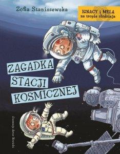 Zagadka stacji kosmicznej Ignacy i Mela na tropie złodzieja