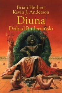 Dżihad Butleriański. Legendy Diuny. Tom 1 wyd. 2021