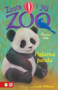 Figlarna panda. Zosia i jej zoo