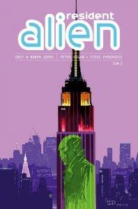 Obcy w Nowym Jorku. Resident Alien. Tom 2