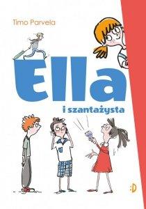 Ella i szantażysta. Tom 1