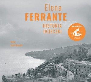 CD MP3 Historia ucieczki. Cykl neapolitański. Tom 3 wyd. 2021