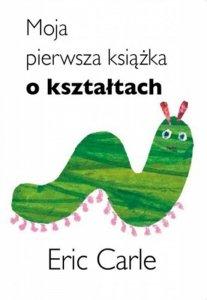 Moja pierwsza książka o kształtach wyd. 2