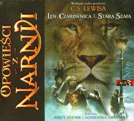CD MP3 Lew czarownica i stara szafa opowieści z narni Tom 1