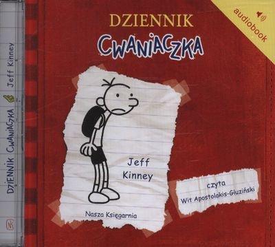 CD MP3 Dziennik Cwaniaczka. Tom 1