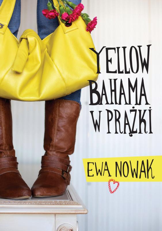 Yellow bahama w prążki wyd. 2015