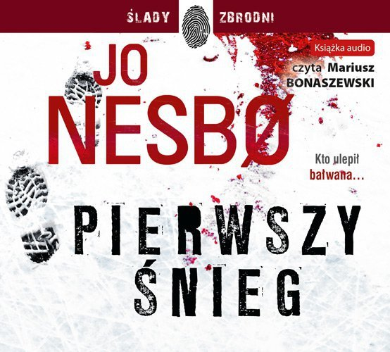 CD MP3 Pierwszy śnieg wyd. 2017