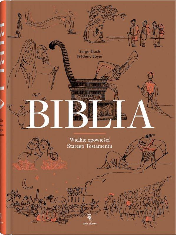 Biblia wielki opowieści starego testamentu