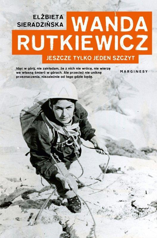 Wanda rutkiewicz jeszcze tylko jeden szczyt