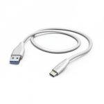 Kabel ładujący/data Typ-C - USB 3.1 1,5m biały - Hama