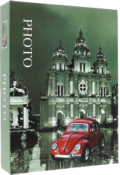 Album 10x15 na 200 zdjęć - klejony - Oldtime R