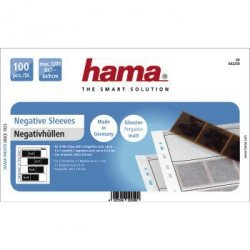 Hama Koszulki na negatywy mat 60+70/6 22590000