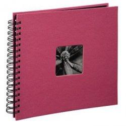 Album fine art 28x24/50 różowy