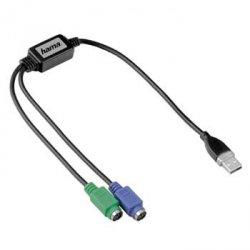 Hama Konwerter USB - PS/2 397090000