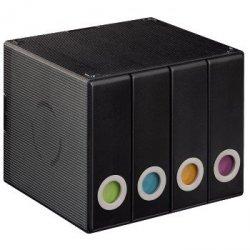 BOX 96CD ALBUM CZARNY
