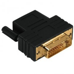 Adapter dvi wt. - hdmi gn.