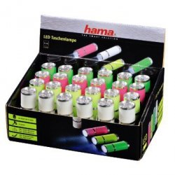 LATARKA 9 LED FL-40 - DISPLAY 24 SZT. cena za 1 sztukę