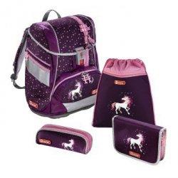 Zestaw szkolny 2w1 4-częciowy Unicorn - Step by Step Hama
