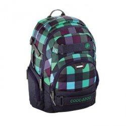 Plecak Carrylarry 2, Kolor: Green Purple District