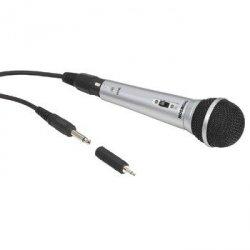 Thomson mikrofon m151, dynamiczny, wielokierunkowy xlr, włącznik 1315970000