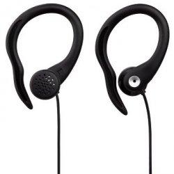 Thomson słuchawki sportowe douszne clip-on ear1215 z mikrofonem czarne